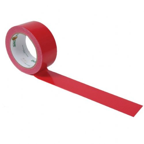 Shurtape 1265017 Duck Tape Red 48mm x 18.2m